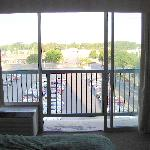  Balcony View- Daytime- Notice Floor Surface
