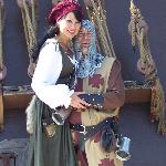  ME AND HUBBY AT OHIO REN FAIRE 8 MILES AWAY FROM THIS H.I.