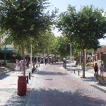  Peguera main street