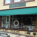 Front view of Coffee Shop