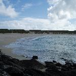 One of the beautiful beaches on the west coast of North Uist