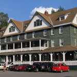 Adirondack Hotel on Long Lake