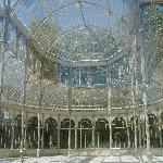  Palacio de Cristal en Parque El Retiro
