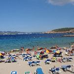  Cala Bassa beach