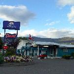Canadas Best Value Inn & Suites-Desert Motel Foto
