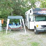 Bilde fra Tee Pee Campground