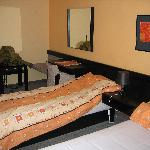  Double Room on 1st floor in 2007