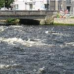  river Corrib in Galway