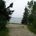  Walk down to Naskeag Point