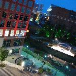 Foto van Hampton Inn & Suites Greenville - Downtown - Riverplace