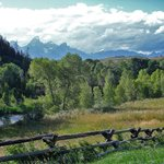 Foto de Gros Ventre River Ranch