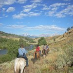 Gros Ventre River Ranch Foto