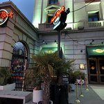 Hard Rock Cafe Madrid out side
