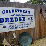 Gold Dredge No. 8 Foto