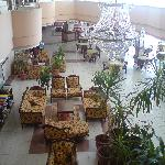  Main hall in hotel