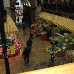 View of English Market