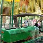 Zilker Zephyr Miniature Train