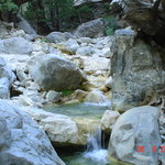 Samaria Gorge National Park