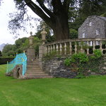 Plas Brondanw Gardens