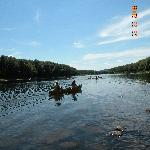  Canoes on the Delaware