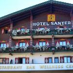 Φωτογραφία: Romantik Hotel Santer