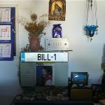  Bills desk