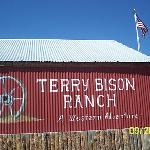 Terry Bison Ranch Resort resmi