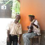 A song from Bob Marley's cousin