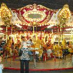 Carousel at Funland