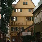  Hotel Bumle von auen