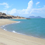 Beautiful Cove of La Perla del Mar in South Beach San Felipe KM 6
