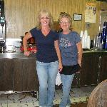  Cindy and Laura , new owners  and great  at what they do