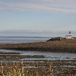 A Lighthouse near Parrsboro