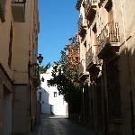 street in Tossa de Mar