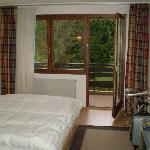 double room with balcony - room 220