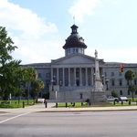  South Carolina State House from Gervais Street