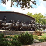 Chisholm Trail Statue
