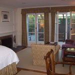 Cloister Room Terrace Suite.