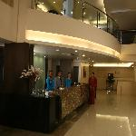 Photo de Hotel Kiranshree Portico