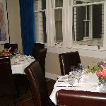 Our Reception in the Blue Room