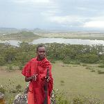  Masai guided walk