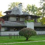 A Wright House