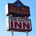 High Country Inn resmi