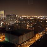 Downtown Luxury Collection - Jersey City by night