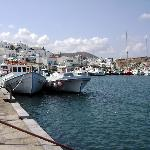 Naoussa port (north)