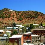  Some of the old homes in Bisbee