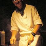  Richard the Hibatchi Chef Extraordinaire&#39;  ( Cynthia Kirkeby)