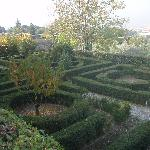 gardens at villa i cancelli