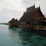 Photo de Mabul Water Bungalows