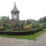 Britain's imperial past celebrated at the Arboretum